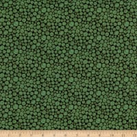 Paintbrush Studio Fabrics Menagerie Stumped Green
