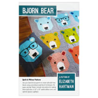 Kaufman Quilt Kit Bjorn Bear