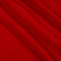 Yukon Fleece Red (Bolt, 12 Yards)