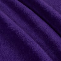 Yukon Fleece Purple (Bolt 12 Yards)