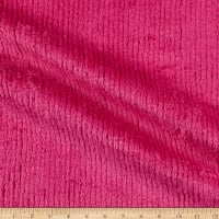 10 Ounce Chenille Hot Pink (Bolt, 10 Yards)