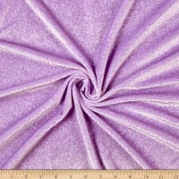 Sparkle Stretch Velvet Lilac/Purple