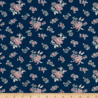 Penny Rose Majestic Toss Blue