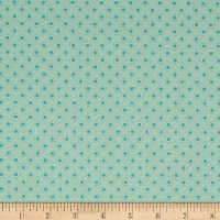 Penny Rose Perfect Party Dot Green