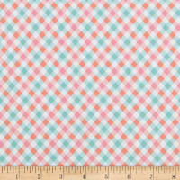 Penny Rose Perfect Party Plaid Pink