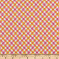 Penny Rose Perfect Party Plaid Yellow