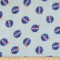 Designer Flannel NASA Main Gray