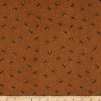 Penny Rose Pinewood Acres Flannel Pinecones Brown