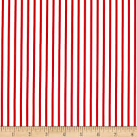 Fox Farm Stripes Red