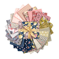 Penny Rose Sweet Stems Fat Quarter Bundle  24 Pcs.