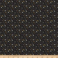 Fab-Boo-Lous Scatter Black With Glow In The Dark