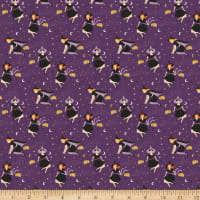Fab-Boo-Lous Witches Purple