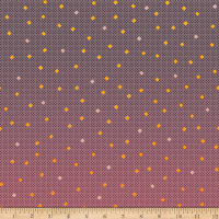 Riley Blake Gemstones Multi Color Redhot