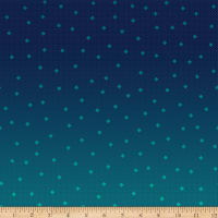 Riley Blake Gemstones Tonal Color Blue Spearmint