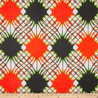 Shawn Pahwa African Print Sinoxolo Red/Black