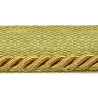 "Ebony 1/8"" Twisted Lip Cord Trim Brown"