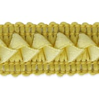 Lattice Gimp Trim Gold (Precut, 20 Yards)