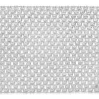"6"" Crochet Stretch Trim White (Precut, 10 Yards)"