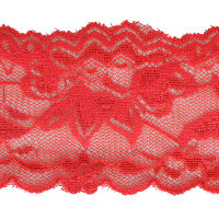 Lace Trim Red (Precut, 20 Yards)
