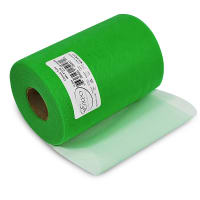 "Classic 6"" Tulle (Spool, 100 Yards) Emerald"