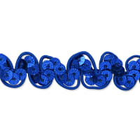 Rylee Stretch SequinTrim Royal Blue (Precut, 20 Yards)