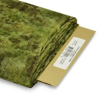 "54"" Camouflage Print Polyester Tulle Fabric (Bolt, 25 Yards)  Green"