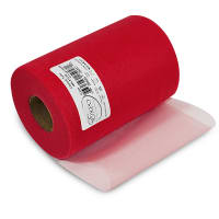 "Classic 6"" Tulle (Spool, 100 Yards) Red"