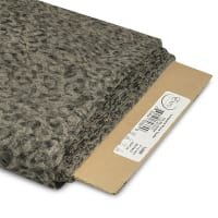"54"" Leopard Print Polyester Tulle Fabric (Bolt, 25 Yards) Light Gold"