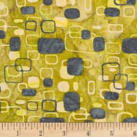 Banyan Batik Mod Graphics Retro Lemongrass