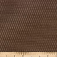 Richloom Tough Eckford Vinyl Chestnut