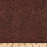 Richloom Tough Valpariso Vinyl Marinara