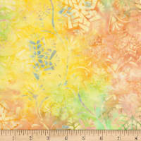 Timeless Treasures Tonga Batik Mandarin Grove Fairytale Sorbet