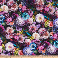 1422ed7c324e Floral & Flower Print Fabric - Floral Fabric by the Yard | Fabric.com