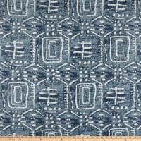 tfa Global View Jacquard Indigo