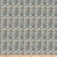 Northcott Urban Grunge Circuit Board Taupe/Gray