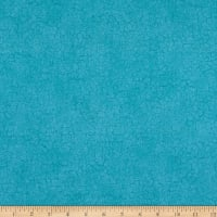Northcott Bunny Love Crackle Turquoise