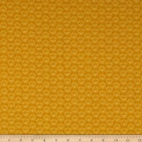 Northcott Island Sun Pineapple Texture Yellow