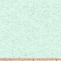 Northcott White Sands Digital Coral Blender Seafoam