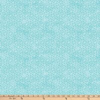 Northcott April Showers Pinwheels Turquoise