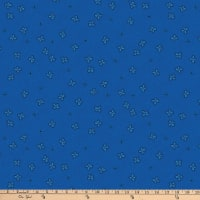 Northcott Dolce Vita Mini Print Dark Blue/Multi