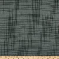 Northcott Sew Sweet Plain Check Gray