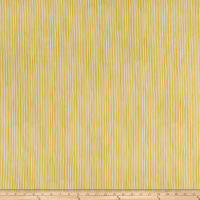 Northcott Sew Sweet Wavy Stripe Yellow