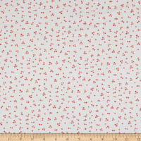 Northcott Sew Sweet Dots Coral