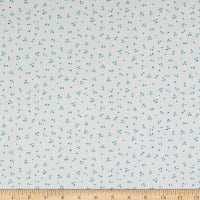Northcott Sew Sweet Dots Turquoise