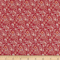 In The Beginning Fabrics Garden Delights Dotted Flowers Rose
