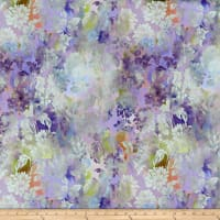 In The Beginning Fabrics Diaphanous By Jason Yenter Daydream Lavender