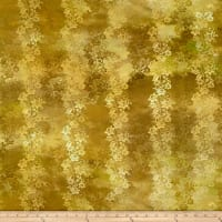 In The Beginning Fabrics Diaphanous By Jason Yenter Enchanted Vines Gold