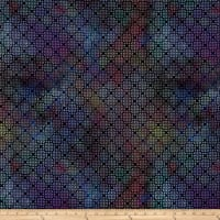 In The Beginning Fabrics Diaphanous By Jason Yenter Trellis Mulberry