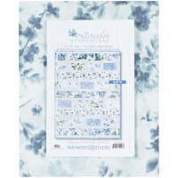 Maywood Studio Watercolor Hydrangeas Watercolor Hydrangeas Quilt Kit Multi