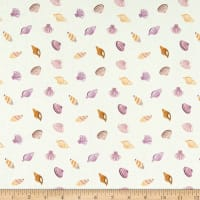 Lewis & Irene Small Things By The Sea Shells Cream